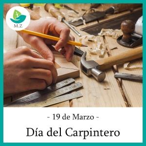 dia del carpintero
